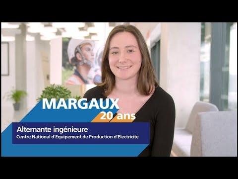 Video #AlternanceEDF - Découvrez Margaux, alternante Ingénieure dans le nouveau nucléaire