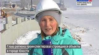 Вести Комсомольск-на-Амуре от 19 января 2018 г.