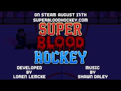 Super Blood Hockey - Steam Trailer thumbnail