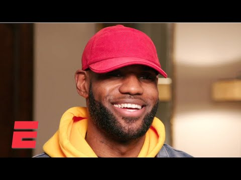 LeBron's exclusive interview on AD and the Lakers, Bronny James and mental fitness | NBA Interview