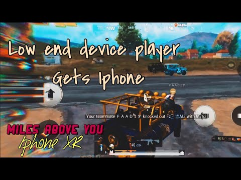 PUBG Mobile Montage iPhone XR 20+ Kills