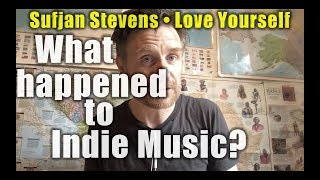 Sufjan Stevens • Love Yourself Review: Sweaty (Song) Review #134