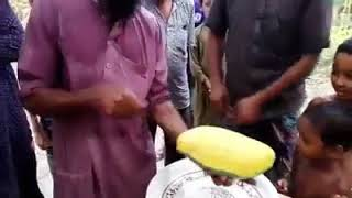 preview picture of video 'আম কাটার অভিনব কৌশল(ব্রুনাই কিং)'