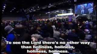 "COGIC 106th Holy Convocation 2013 - C.H. Mason Memorial Choir ""Holiness Is Right"""