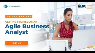 BECOMING AN AGILE BUSINESS ANALYST (Link in description)