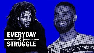 Everyday Struggle - Drake Bigger Than Ever? J. Cole Top 3? Producers to Blame for Bad Music?
