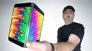 Microsoft Surface Duo Unboxing. Wow