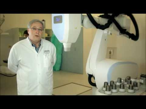 Operacja usuwania kości na przystanku wideo