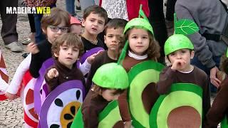 Karnevalfeierlichkeiten in Funchal 2017