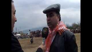 köşk belediyesi 6. geleneksel deve güreşleri festivali