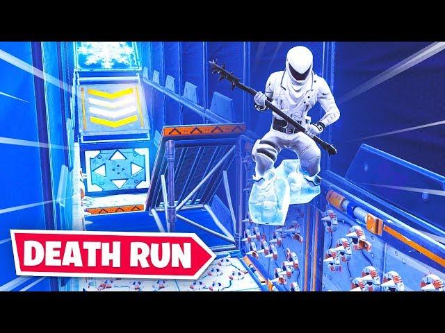 Impossible Fortnite Deathrun Challenge Creative