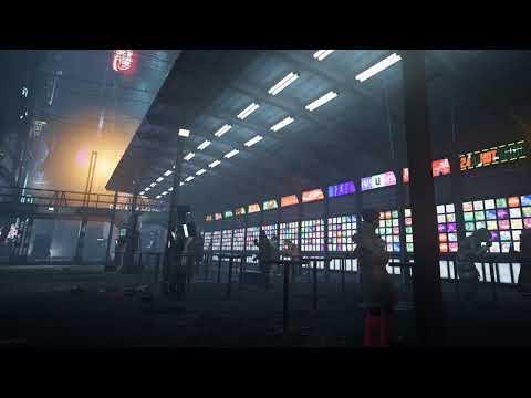Blade Runner 2049: Memory Lab Launch Trailer