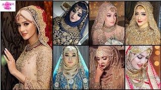 ISLAMIC WEDDING IDEAS FOR 2020 | BRIDAL WITH HIJAB IDEAS | BEAUTIFUL HIJABI BRIDES IMAGES