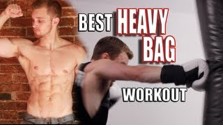 20 Minute Heavy Bag Workout by fightTIPS