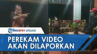 Identitas Perekam Video Viral Bupati Alor Marahi Risma Diketahui, akan Dilaporkan ke Polisi