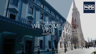 Hilton Budapest imázs film
