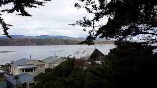 preview picture of video 'Breaker Bay, Wellington City, New Zealand.'