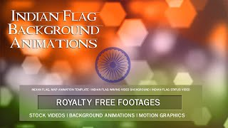 Indian flag animation hd | Indian flag background video effects hd | Independence Day 15 August 2021