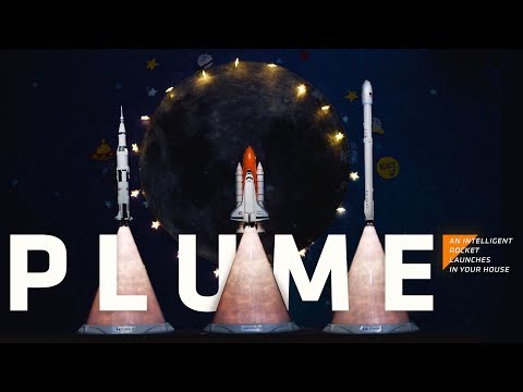 PLUME : An intelligent rocket launches in house-GadgetAny