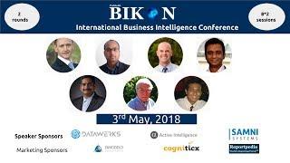 PublicBI BIKON May 2018 videos published