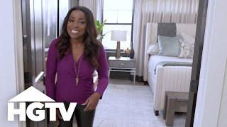 HGTV Smart Home 2020 | Whole Home Tour with Tiffany Brooks - HGTV