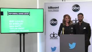 Chrissy Categories - Part 1 - BBMA Nominations 2015