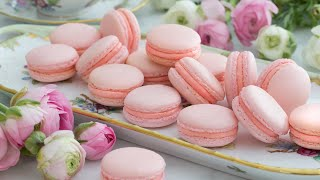 French Macaron Recipe | ALL the Tips and Tricks!