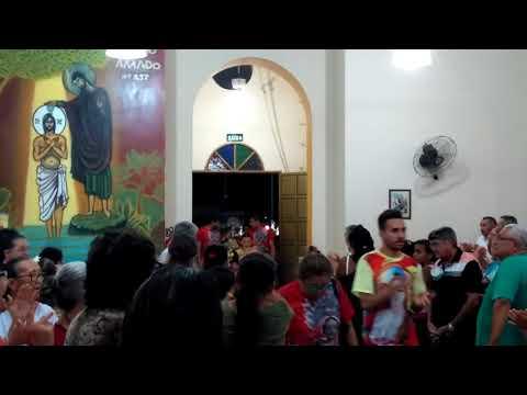 Festa de Nossa Senhora das Graças 2017 recebe hoje em Baraúna Santa Luzia viva Santa Luzia