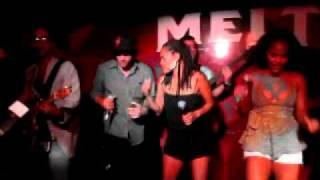 Melanina Carioca E Rebeldes, No Quint'all Da Melt   Sina