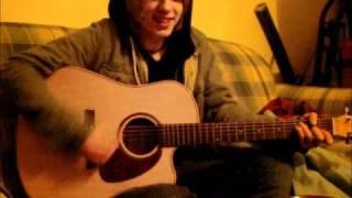 NeverShoutNever - Smelyalata (Cover) - Aaron Mcdonald