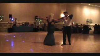 Mother and Son Wedding Dance - David & Sarah Maus - July 31, 2010