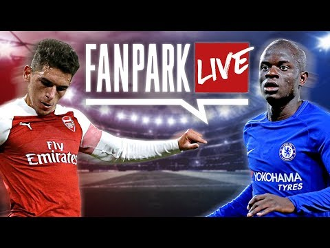 Chelsea Choke Against Arsenal - Arsenal 2-0 Chelsea - Live Fan Stream -  FanPark Live