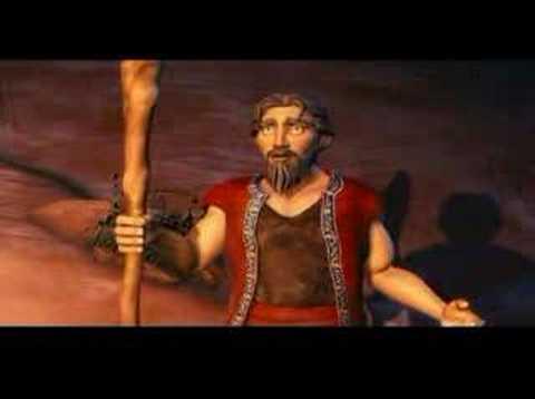 The Ten Commandments (Trailer)