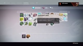 DESTINY HOW TO GET HADIUM FLAKES (very easy and fast)
