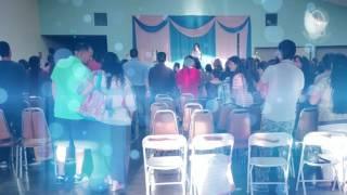 Gela en concierto de alabanza 2016 primera parte