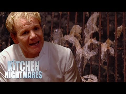 Can Gordon Ramsay Rescue Chappy's? | Kitchen Nightmares Supercut