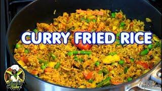 Curry Fried Rice Vegetable How To Make Jamaica Stir Fry Curry | Recipes By Chef Ricardo