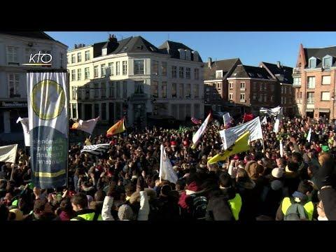 Ecclesia Campus à Lille : les étudiants s'engagent!