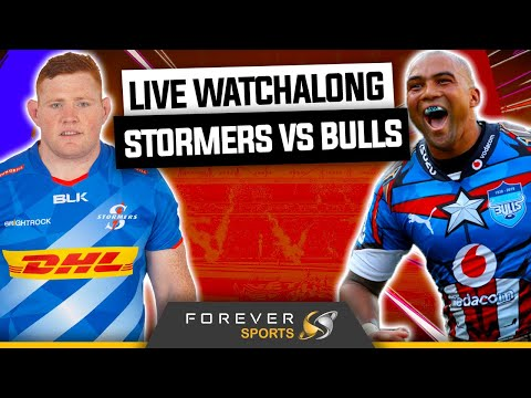 STORMERS VS BULLS LIVE! | Rainbow Cup SA Watchalong | Forever Rugby