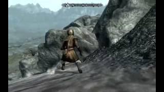 Skyrim ч 15 Крепость Феллгоу и Вызывающая