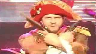 Pirates Of the Sea - Wolves Of the Sea [Eurovision 2008 performance (widescreen)]