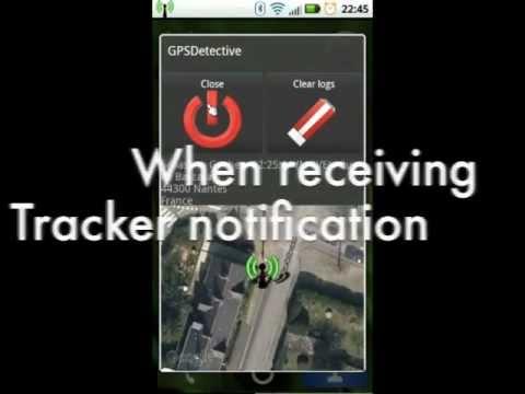 Video of GPS Detective