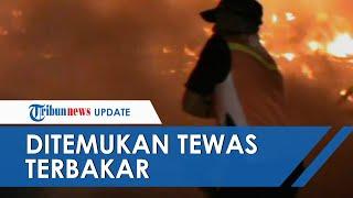 Janda Seorang Diri di Lamongan Tewas Terbakar di Rumahnya, Ditemukan Bercampur Puing Kebakaran
