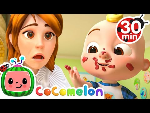 Food Songs For Kids + More Nursery Rhymes & Kids Songs - CoComelon