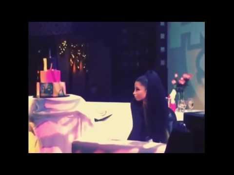 Nicki minaj vs amber rose twerking