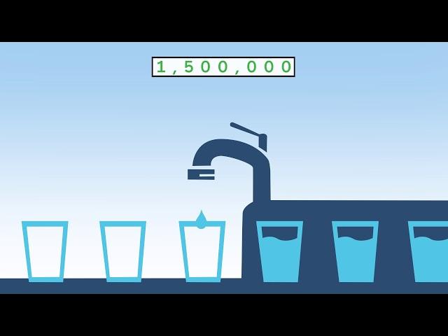 2008/ 2018: le Réseau Hydraulique Régional a 10 ans - Eau potable
