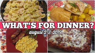 What's For Dinner? | Easy Dinner Ideas