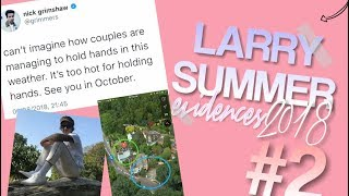 Larry Summer Evidences #2 ☀