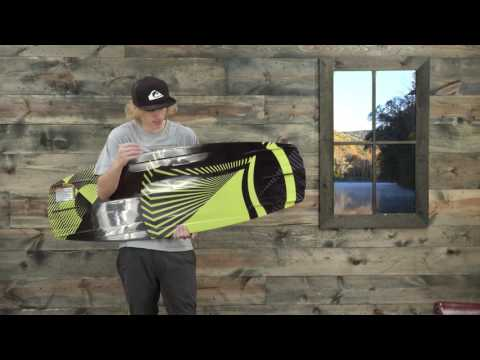 2017 Liquid Force Classic Wakeboard – Review – The-House.com
