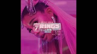 Ariana Grande  7 Rings (Remix) (feat. Rihanna, Cardi B, & Nicki Minaj)